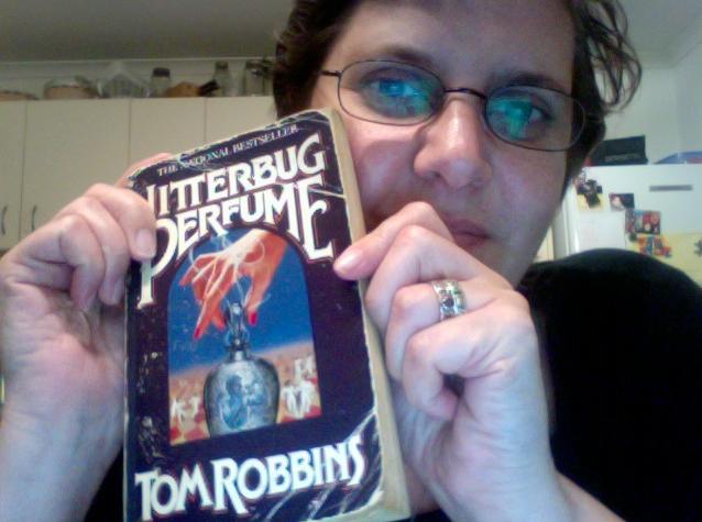 tom robbins jitterbug perfume essay