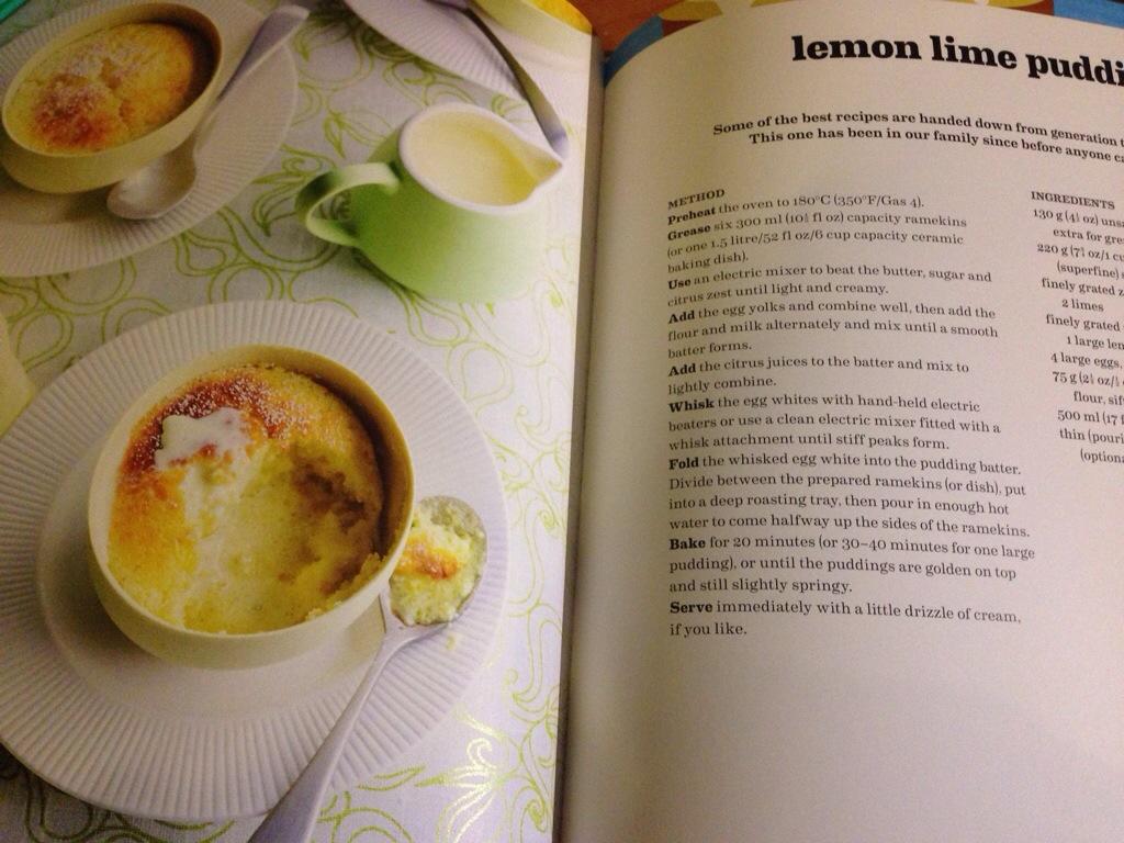 lemon lime pies