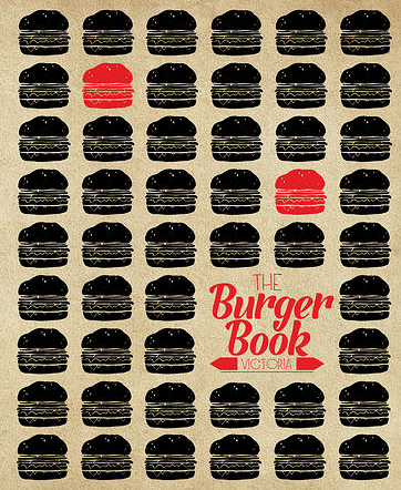 The Burger Book cover