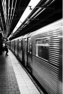 new york train